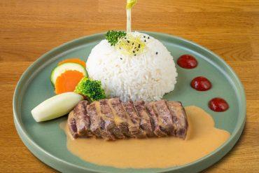 Plat thai restaurant La Villa Dijon
