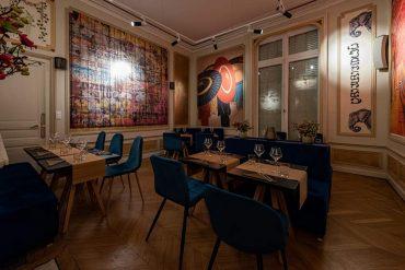 Rstaurant La Villa Dijon